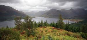 Loch Duich by danUK86