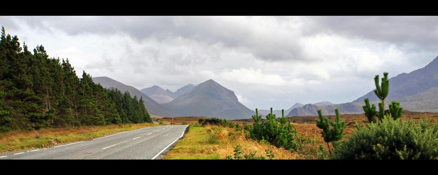 Isle Of Skye Pano IV by danUK86