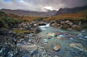 Ghost Of The Cuillins by danUK86
