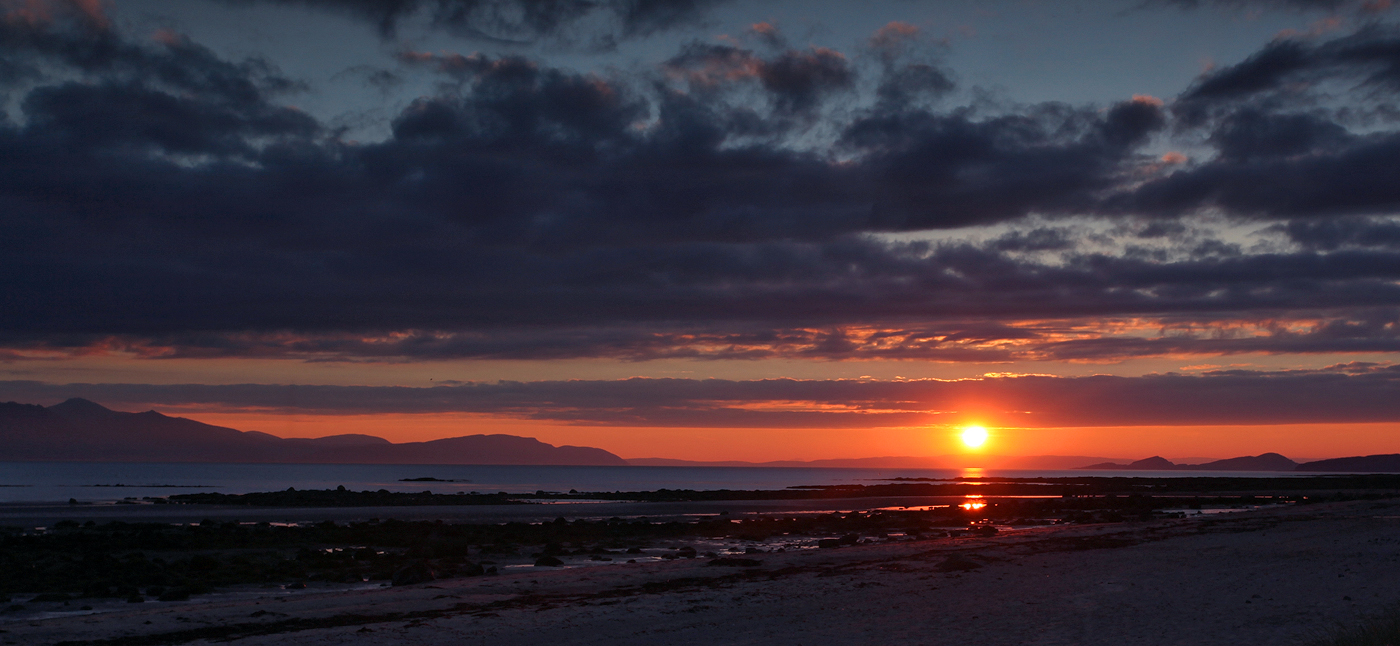 Kintyre Sunset by danUK86