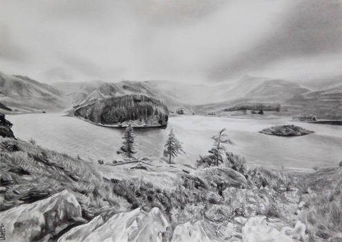Haweswater  Pencil