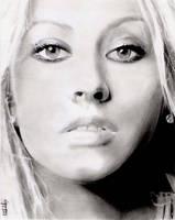 Christina Aguilera by danUK86