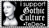 I support Gothic STAMP by charlietinks