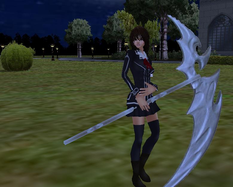 Artemis vampire knight