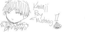 Kawaii Roy Mustang by xFrEAKk