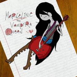 Marceline by xFrEAKk