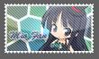 Akiyama Mio Stamp by S-Sei