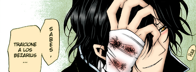 Coloured Manga - Gil by S-Sei