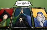 HP - Hogwarts Headmasters