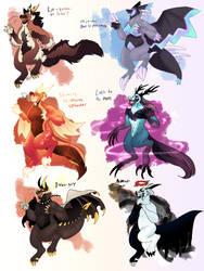 Dragon Adopties OPEN 3/6