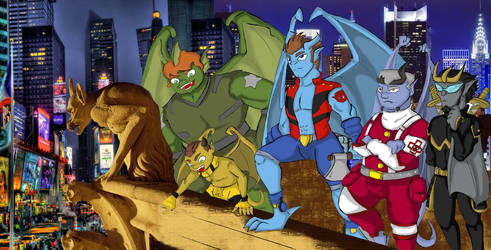 Gargoyle Transformers