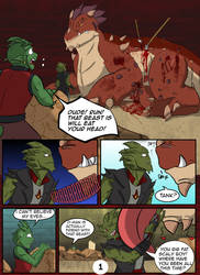 Dragon Pet  pag 1 by QueenSolaris