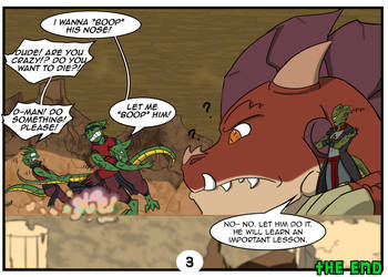 Dragon Pet pag 3 - Finale by QueenSolaris