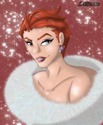 Elegant Moira (redraw)