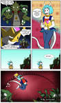 The cursed crown page 1 by QueenSolaris