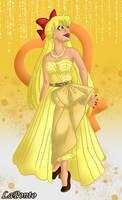 Elegant Sailor Venus - Patreon content