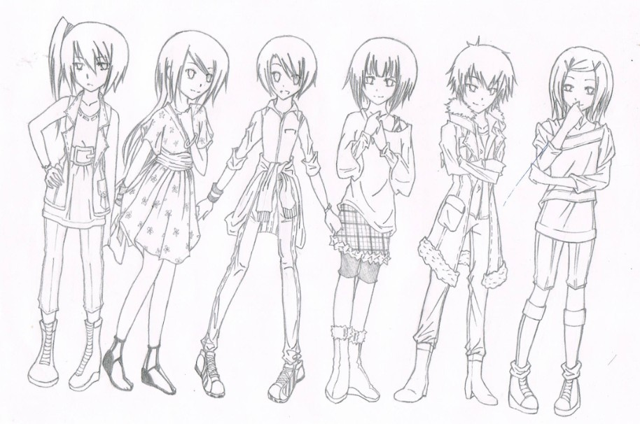 drawings of clothes designs for girls wwwimgkidcom