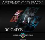 Artemis' C4D Pack