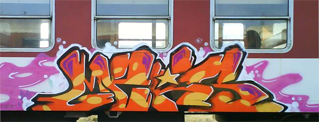 TRAIN by MEKS413