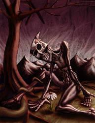 Pestilence of the woods by aokpsycho