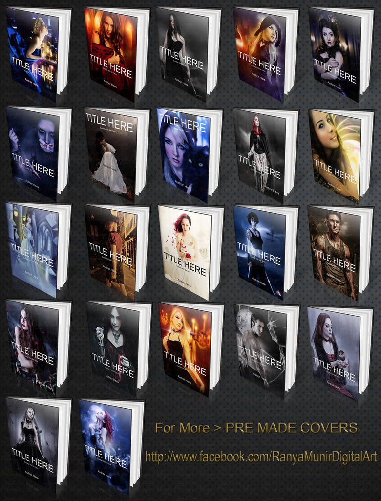 PRE MADE COVERS