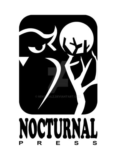 Image of: Owl Mascot Logo Nocturnal Press By Nekorulz Dreamstimecom Logo Nocturnal Press By Nekorulz On Deviantart