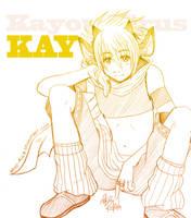 Kay by neko-rulz