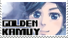 Golden Kamuy Stamp by Joruzin
