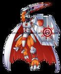 KnightWarGreymon