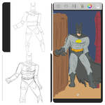 batman progress