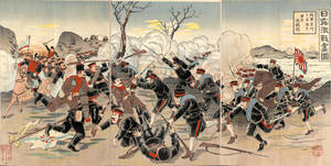 Imperial Japanese Army vs Imperial Russian Army