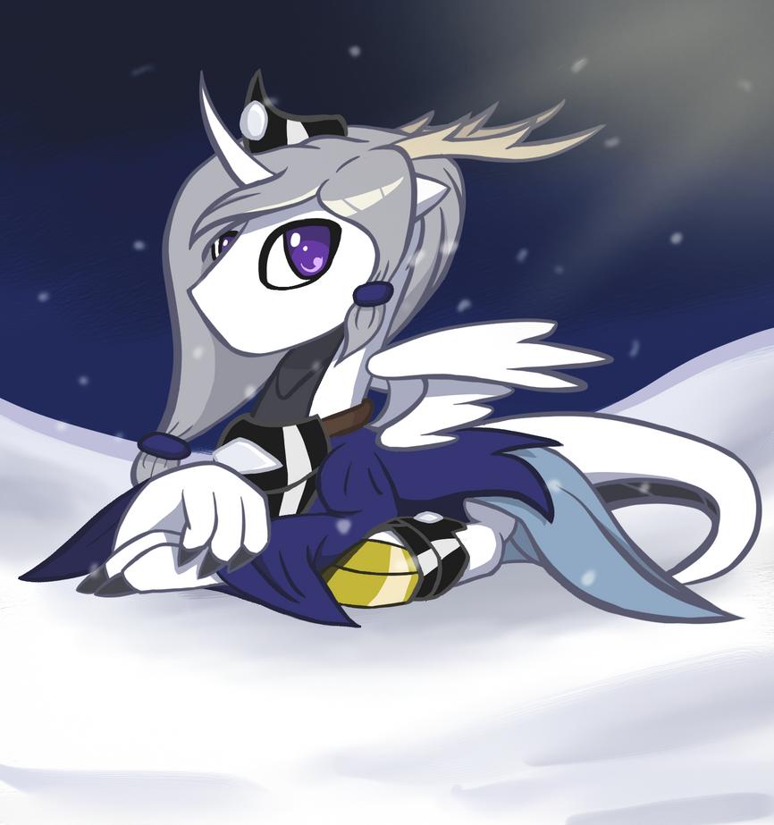Chibi Moonlight by Mutant-Horsies
