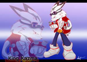 King Kazma from Summer Wars