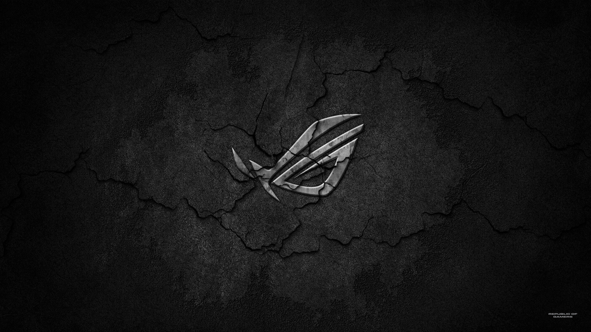 Asus Black Wallpaper: Asus Grey Wallpaper By Cybacreep On DeviantArt
