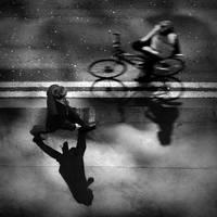 Strangers by miqulski