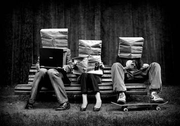 Anonymous World by miqulski