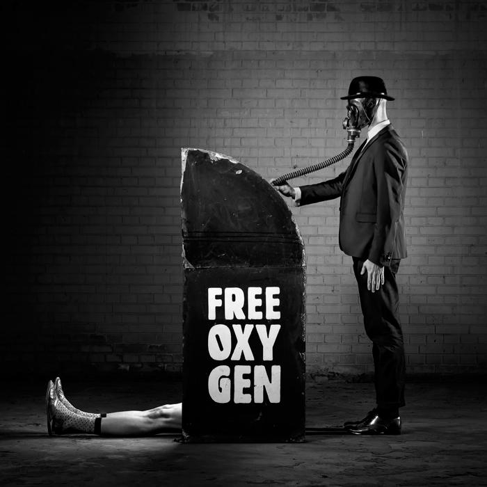 Free Oxygen by miqulski