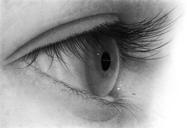 eye drawing 7