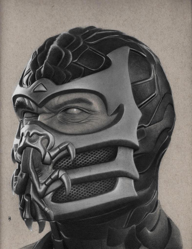 Scorpion Drawing by hg-art on DeviantArt