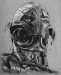 Ultron drawing