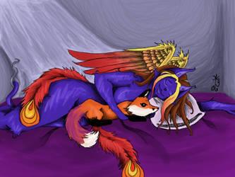 astra sleepietime FIN by SelphieKwanYin