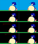 Sonic ate Silver (scarlet edition) part 4