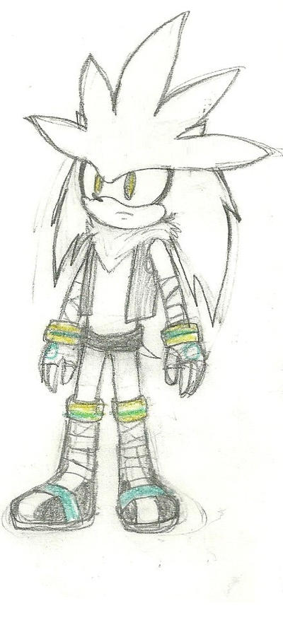 Sonic Boom Silver the hedgehog by Youngngifted on DeviantArt