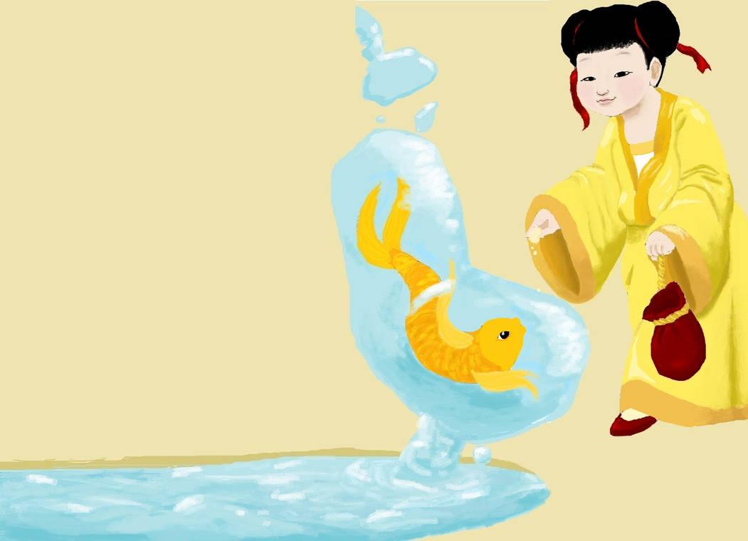 My chinese art
