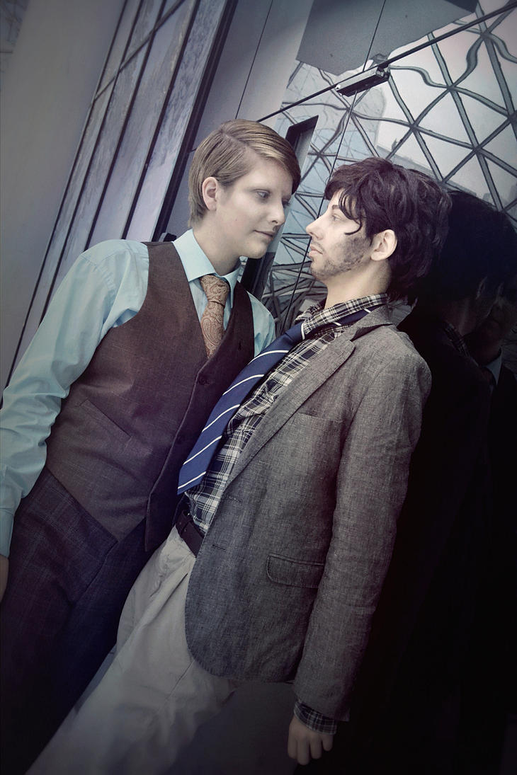 Flirt - Hannibal by arsidoas
