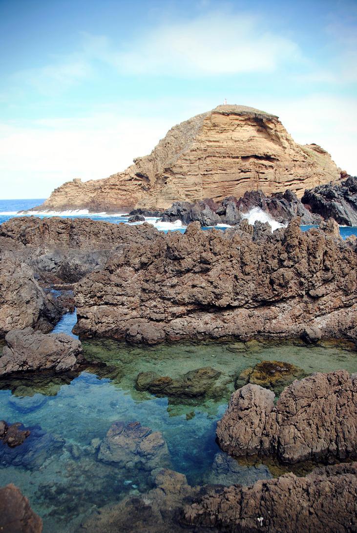 Seaside - Porto Moniz by arsidoas