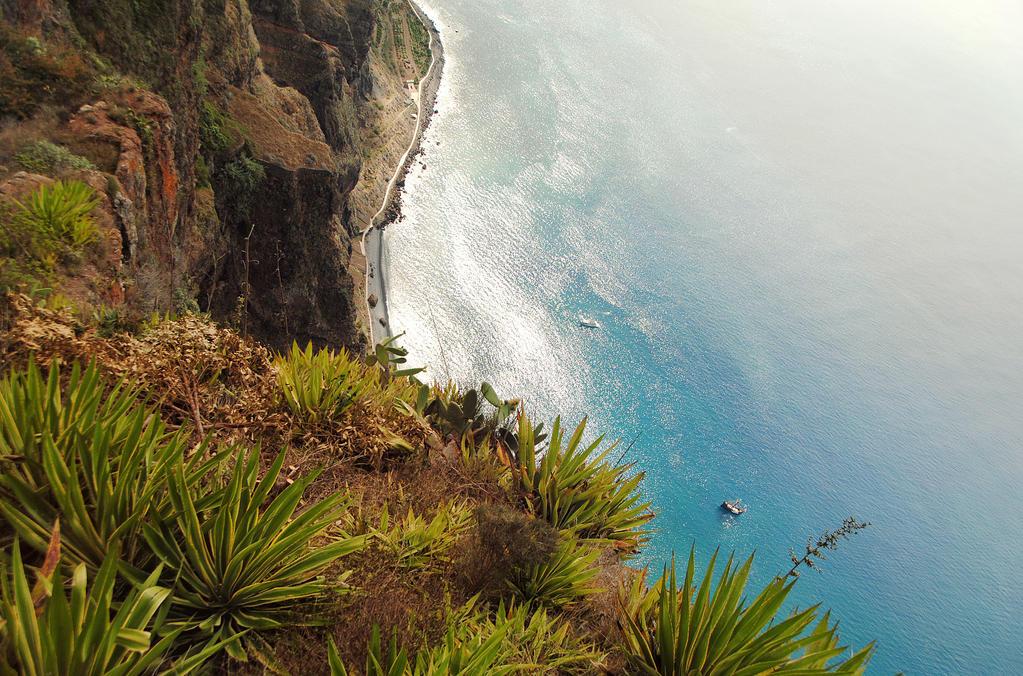 High - Cabo Girao by arsidoas