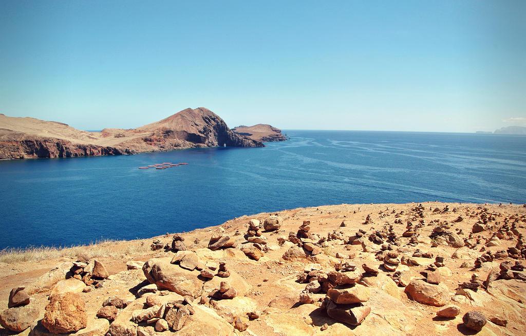 Desert and Sea - Madeira by arsidoas