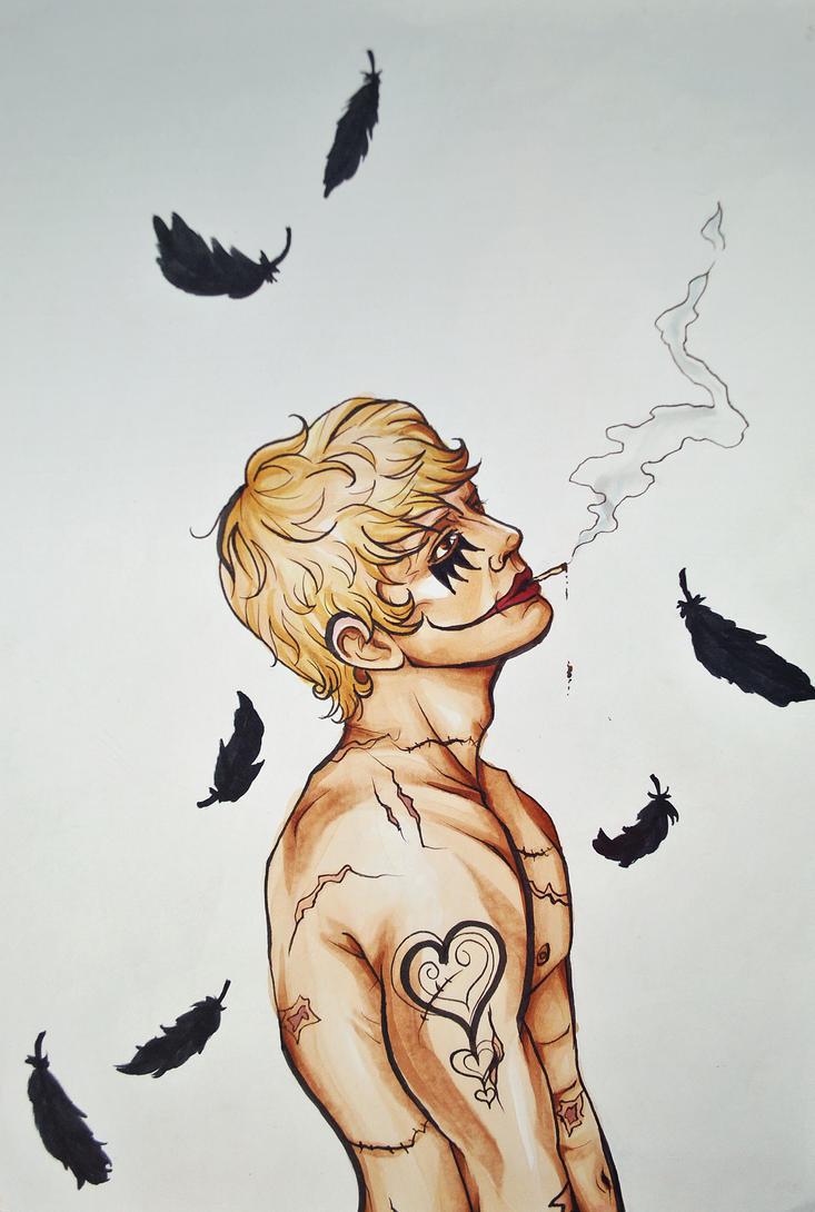 Smoke - Corazon by arsidoas