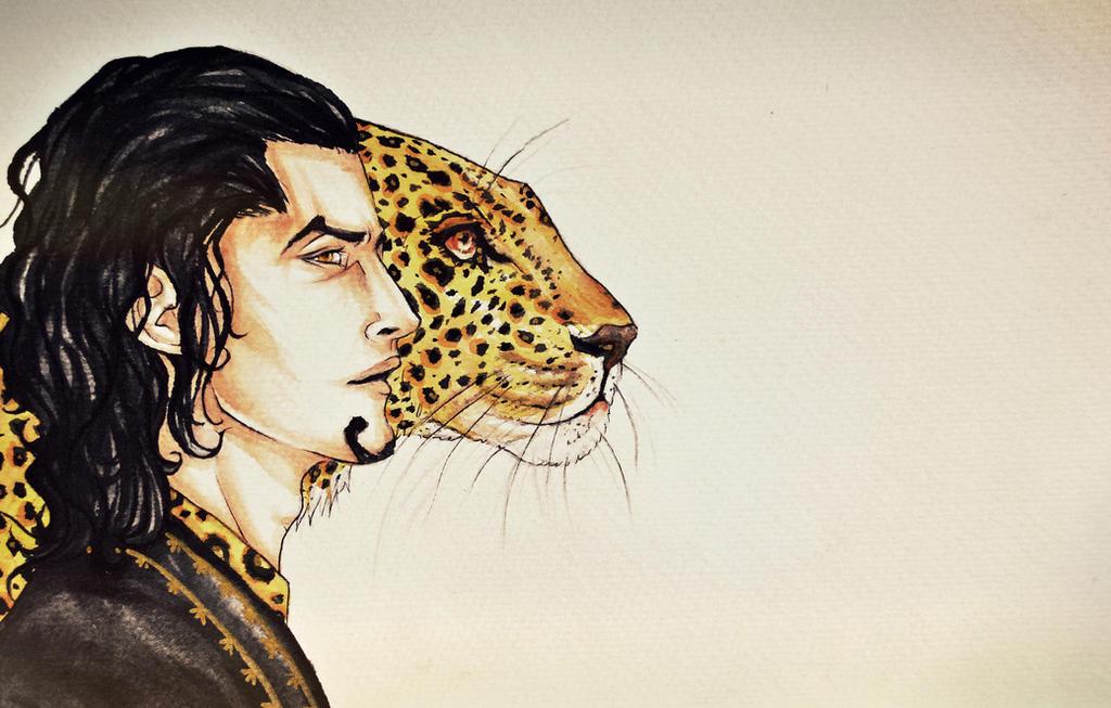 Predator - Rob Lucci by arsidoas